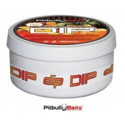 PitBullBaits Dip 150ml czerwone owoce