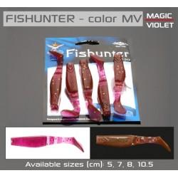 Mikado przynęta Fishunter 7cm kolor MV opakowanie 5szt.