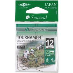 Mikado haczyki Sensual Tournament 12 LBR