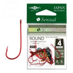 Mikado haczyki Sensual Round 4 R