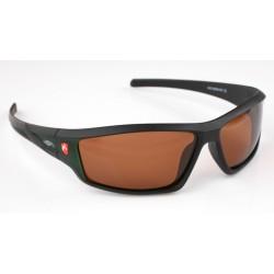 Mikado okulary polaryzacyjne AMO-86006 BROWN