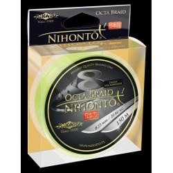 Mikado Plecionka Nihonto Octa Braid 0,10 fluo 150m