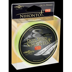 Mikado Plecionka Nihonto Octa Braid 0,45 fluo 150m