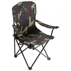 Mikado fotel wędkarsko-turystyczny IS11-020S-C