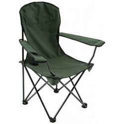 Mikado fotel wędkarsko-turystyczny IS11-020S-G
