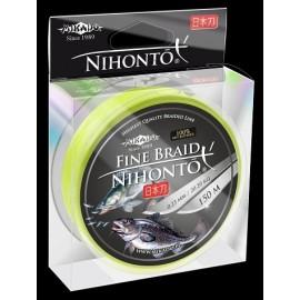 Mikado Plecionka Nihonto Fine Braid 0,06 fluo 150m