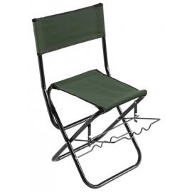 Mikado krzesło wędkarskie IS11-090-G