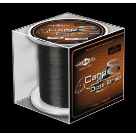 Mikado plecionka Carp Octa Braid 0,16 / 300m Black