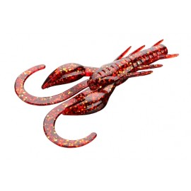 """Mikado przynęta Angry Cray Fish """"Raczek"""" 9cm kolor 557 opakowanie 2 szt."""