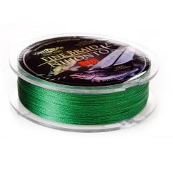 Mikado Plecionka Nihonto Fine Braid 0,12 green 150m