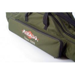 Mikado pokrowiec zielony 3 komorowy 140cm UWD-12003G-140