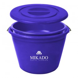 WIADRO MIKADO CHAMPION TEAM 21L + MISKA + POKRYWKA