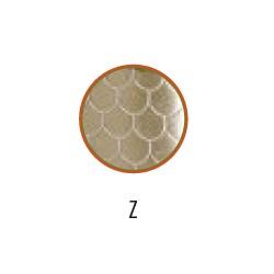 MIKADO BŁYSTKA WAHADŁOWA - HUNTER Nr 1 / 7 g / 7.6 cm - ZŁOTY
