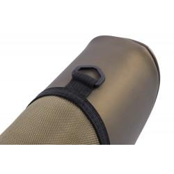 MIKADO POKROWIEC WĘDK. 1 KOMOROWY 135 cm / ZIELONY - USZTYWNIANY