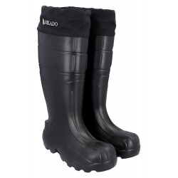MIKADO KALOSZE NORTH POLE THERMAL BLACK ROZM.42