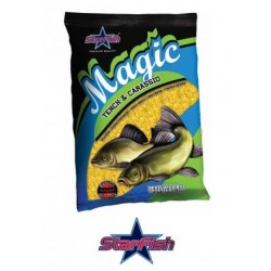 StarFish zanęta Magic Tench&Carassio 2,5kg Brown