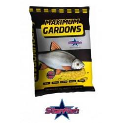 StarFish zanęta Maximum Gardons 2,5kg wody płynące