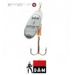 D-A-M błystka obrotowa Effzett Standard 4 - 10g silber