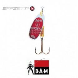 D-A-M błystka obrotowa Effzett Standard 2 - 4g reflex red