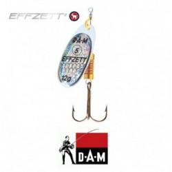 D-A-M błystka obrotowa Effzett Standard 3 - 6g reflex silber
