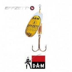 D-A-M błystka obrotowa Effzett Standard 5 - 12g reflex gold