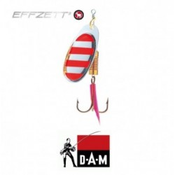 D-A-M błystka obrotowa Effzett Standard 2 - 4g stripe