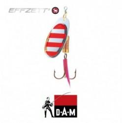 D-A-M błystka obrotowa Effzett Standard 3 - 6g stripe