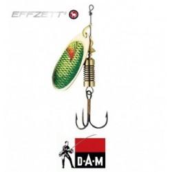 D-A-M błystka obrotowa Effzett Nature 3D 2 - 4g rudd