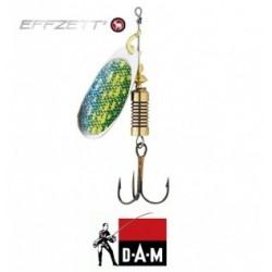 D-A-M błystka obrotowa Effzett Nature 3D 2 - 4g pike