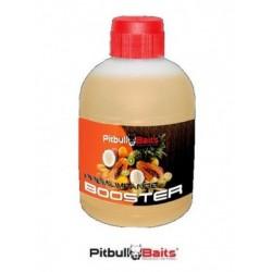 PitBull Baits Booster 300ml Czerwony Robak