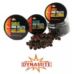Dynamite Pre-Drilled Marine Halibut Hook Pellets 8mm