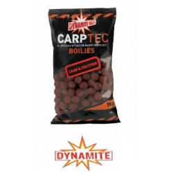 Dynamite CarpTec Crab & Crayfish Boilie 15mm 1kg