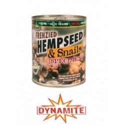 Dynamite Frenzied Hempseed & Snails - Specimen - 700g Tin