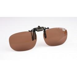 Mikado nakładka polaryzacyjna na okulary AMO-CPON BROWN